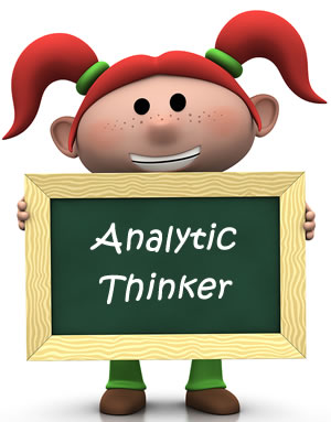 Analytic Thinker